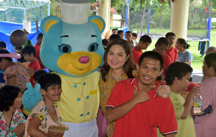 Goldilocks, Elise Gatches Foundation, Special Children, Judy Ann Santos