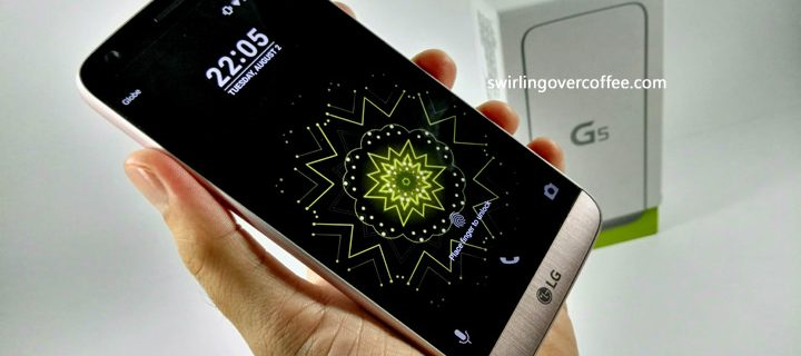 LG G5 Review – Design Covers up Excellent, Excellent Cameras