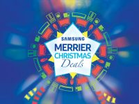 Save up to 25% off Samsung Digital Appliances with the Merrier Christmas Deals promo