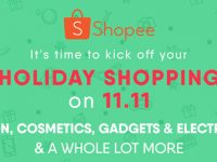 Shopee Kicks Off Christmas Shopping Season in November