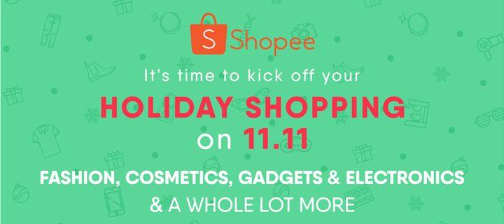 Shopee Kicks Off Christmas Shopping Season in November
