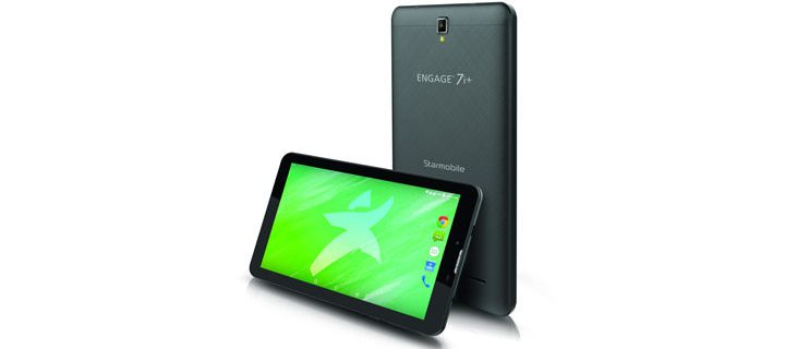 Starmobile launches faster ENGAGE 7i+ Call and Text Tablet