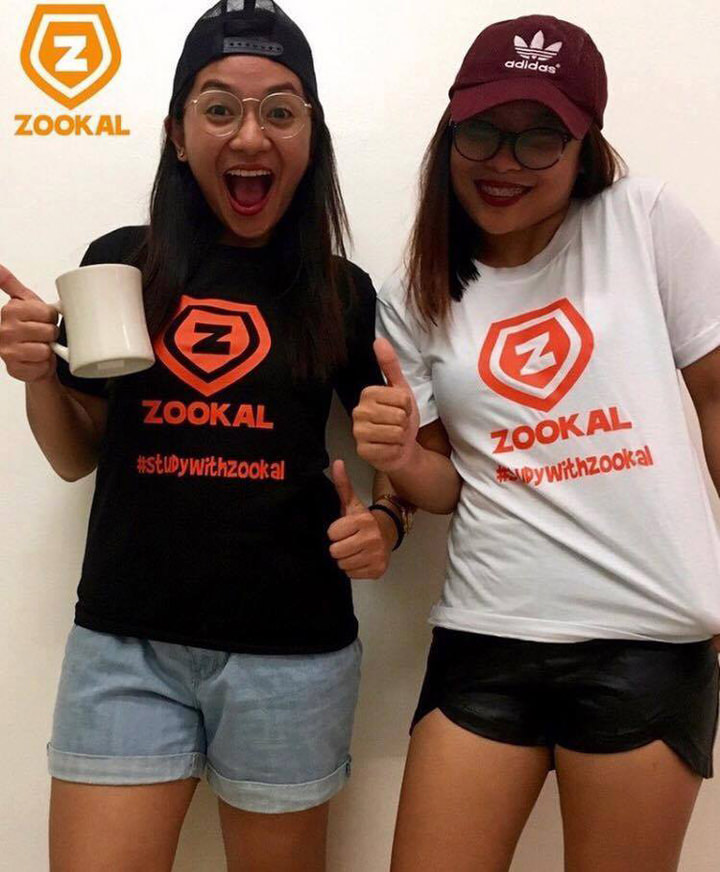 Zookal, Free reviewer app