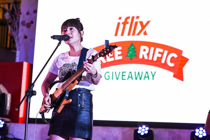 iflix Tree-Rific Giveaway