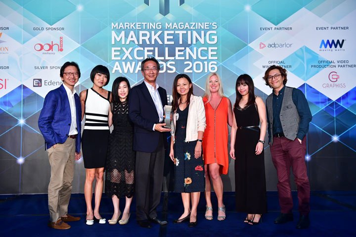 Epson wins Marketing Excellence Awards for Excellence in B2B Marketing and Excellence in Corporate Social Responsibility