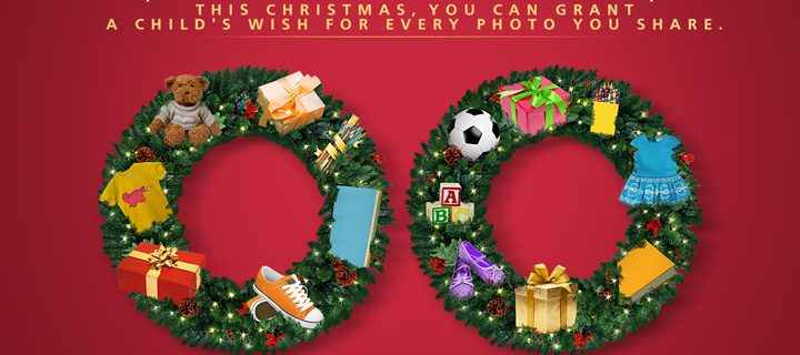 Huawei invites you to give more this Christmas