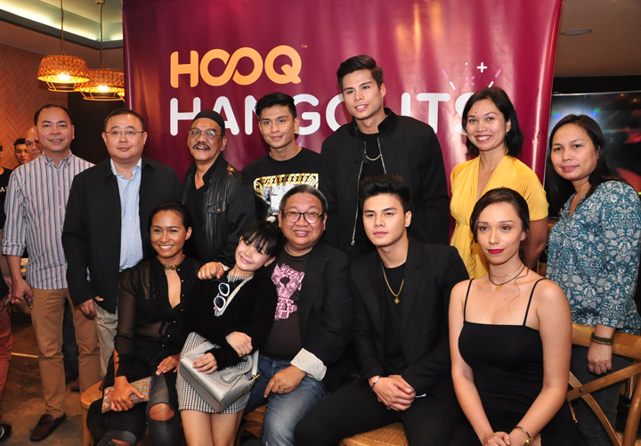 "HOOQ presents the celebrity premiere of ""Seklusyon"""