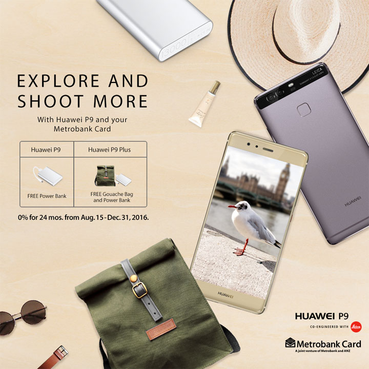 More with Huawei Promo