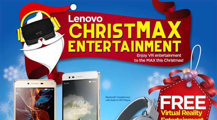 Lenovo's price-downs and freebies make your holiday gift-hunting less stressful