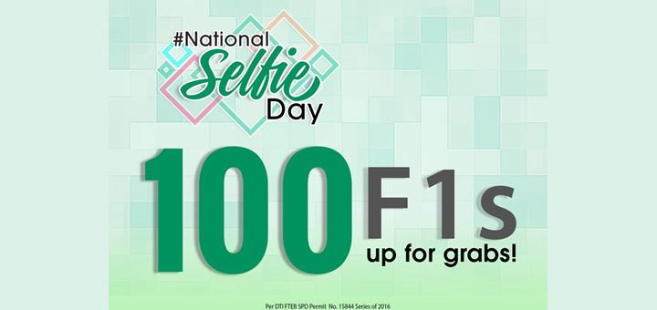 OPPO's #NationalSelfieDay is on every #SelfieExpert's Holiday Wishlist