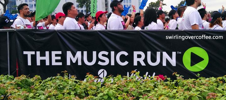 Over 10,000 Runners Rock the Block at the Music Run by Philam Vitality in Manila