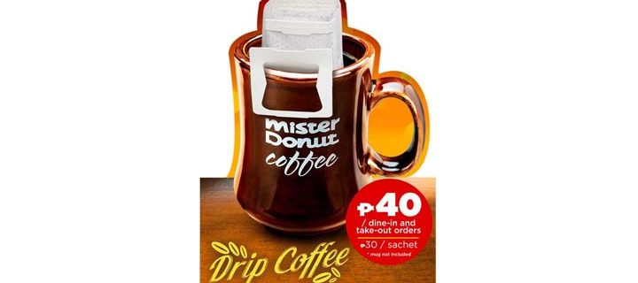 Mister Donut Makes Coffee Bonding Moments Available Anytime, Anywhere
