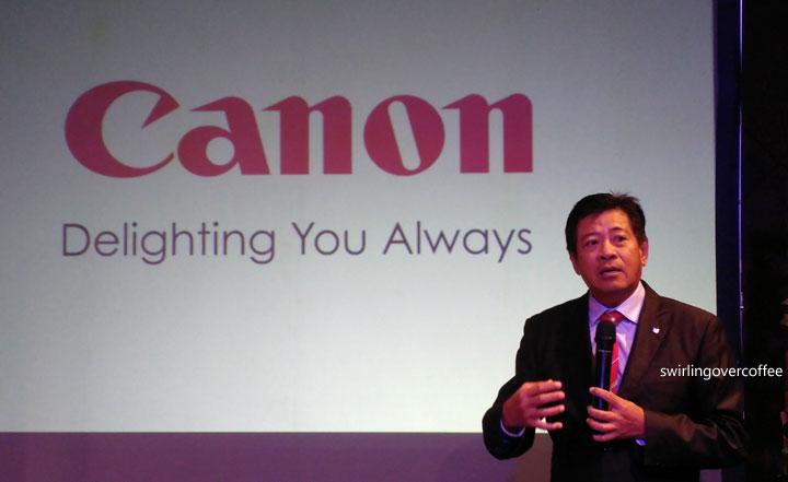 Canon Celebrates 20th Anniversary in the Philippines
