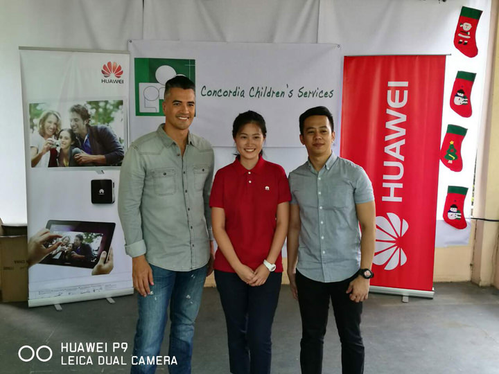 #GiveMoreWithHuawei, Give More With Huawei, Concordia Children's Services Inc.