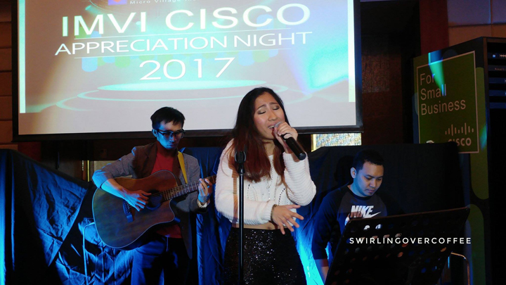 IMVI and Cisco Appreciation Night 2016, Cisco Start