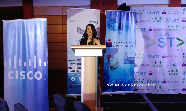 International Micro Village Inc and Cisco Systems Inc hold appreciation night for corporate and retail partners, launches Cisco START