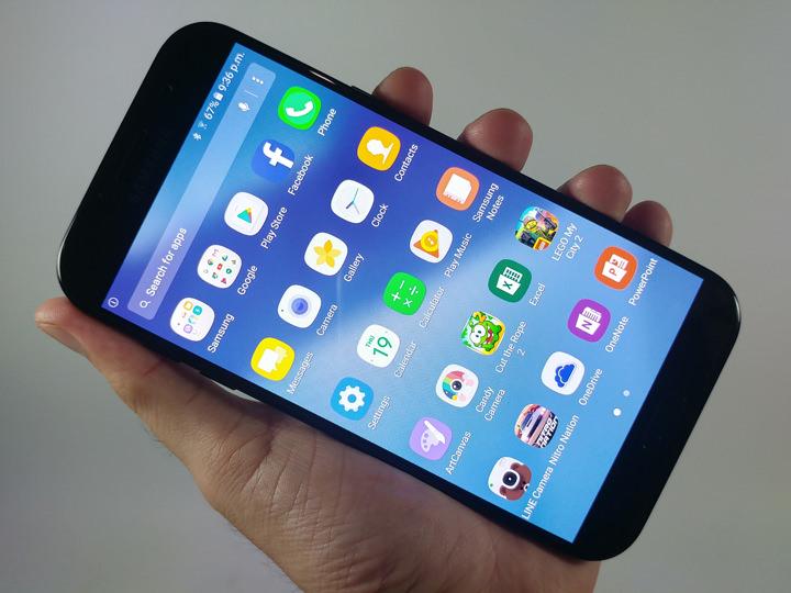 Samsung Galaxy A Series 2017, Samsung Galaxy A5, Samsung Galaxy A7