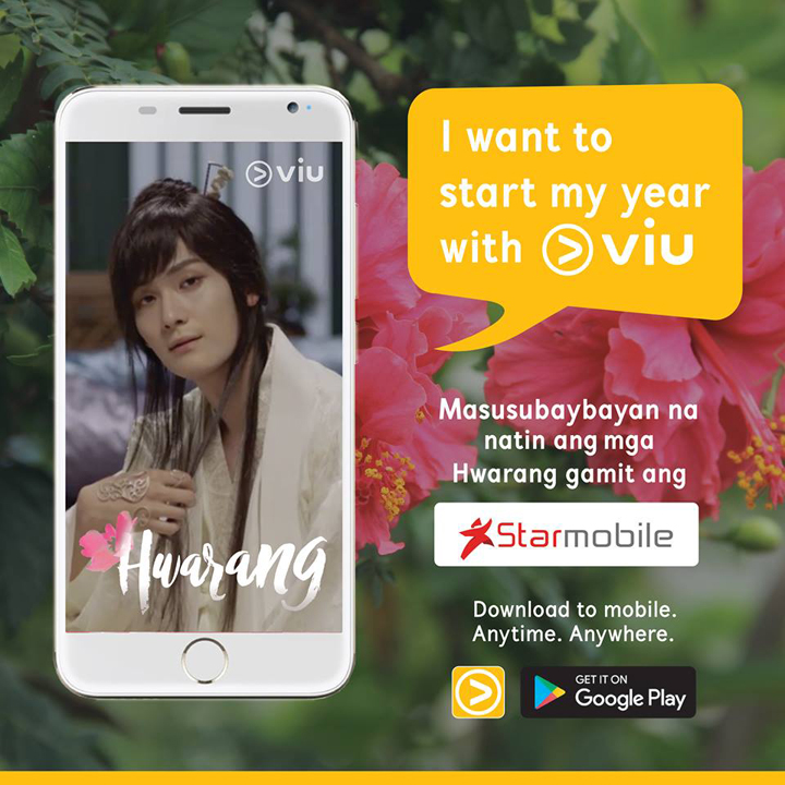 Startmobile partners with Korean streaming mobile app Viu – win a trip for 2 to South Korea!