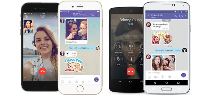 Viber Now Features Instant Video Messages and Chat Extensions