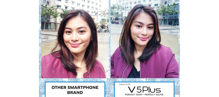 Five reasons why Vivo V5 Plus is the perfect selfie phone
