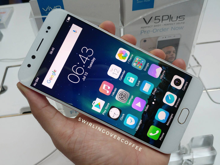 Vivo V5 Plus Review, Vivo V5 Plus Price, Vivo V5 Plus Specs