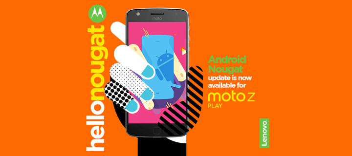 Moto releases new Moto Z rose gold and Android Nougat update