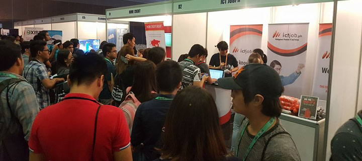 #DevFutureForward: ICTjob.ph at the DevCon Summit 2016