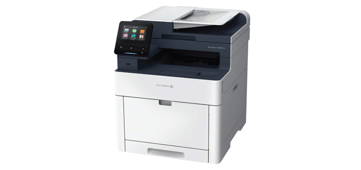 Fuji Xerox launches next generation colour printers  with Cloud Service Hub & NFC support
