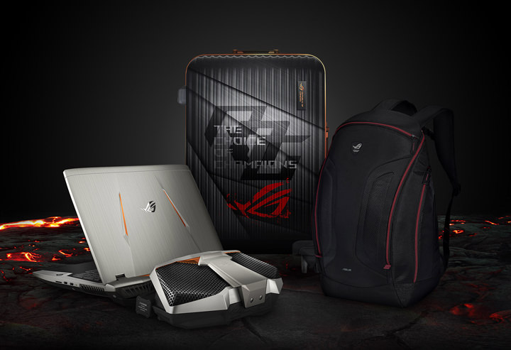 ASUS GX800, ASUS ROG GX800, ASUS Republic of Gamers GX800