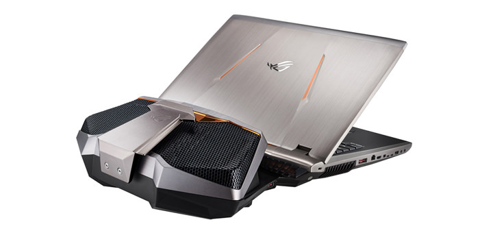 ASUS Republic of Gamers (ROG) Transcends the Frontiers of Gaming Beyond Imagination with the Powerful ROG GX800