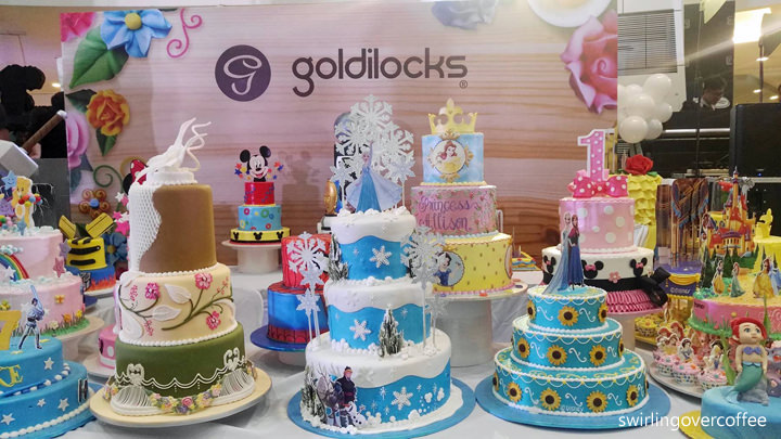 Goldilocks 11th Intercollegiate Cake Decorating Challenge, St. Anne College of Lucena, Cake Decoration
