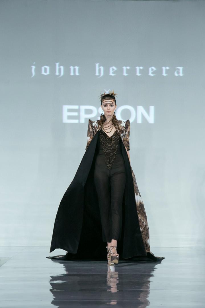 John Herrera x Epson Fashion