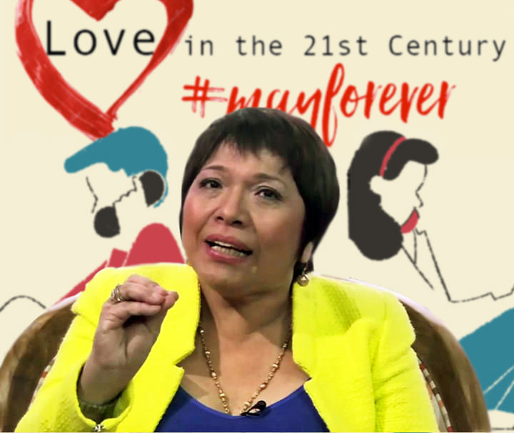 Seminar on Modern Love with Dra. Margie Holmes