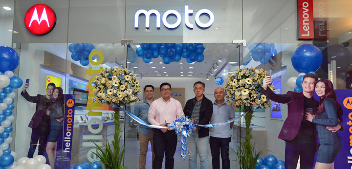 Moto Boosts Retail Presence with Two Moto Concept Stores