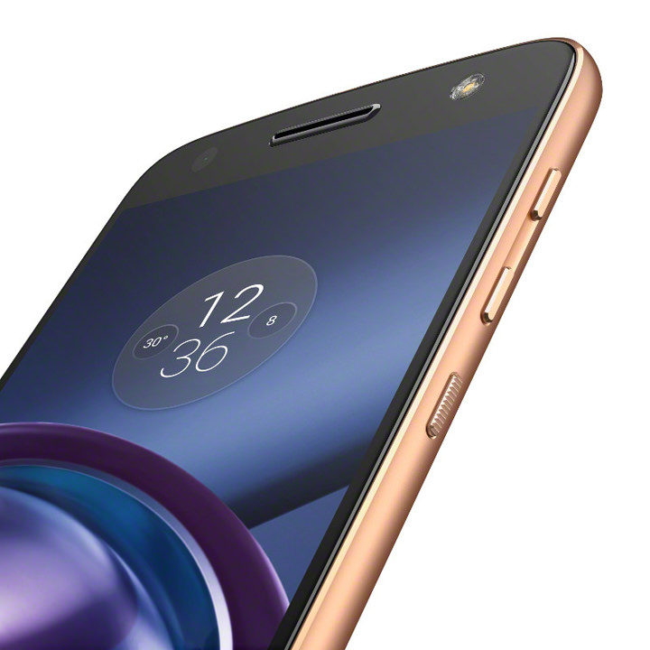 Android Nougat, Moto Z Play
