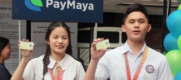 NextGen Tech: School IDs that double as PayMaya PayMent Cards