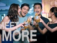 Is she into you? Tom Rodriguez and Joseph Marco's new San Miguel Light ad spells out the signs