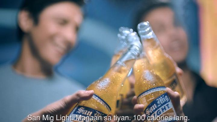 San Mig Light, #MahabahabangInuman