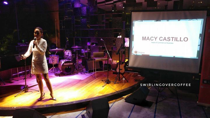 Shopee, Macy Castillo