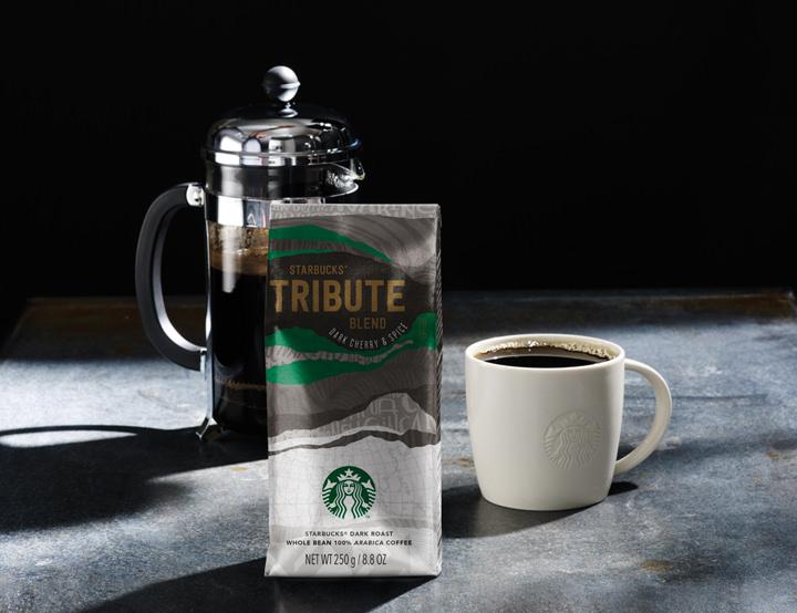 Starbucks Tribue Blend
