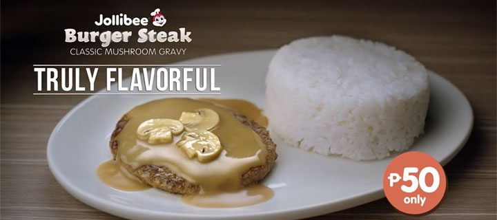 The secret behind Jollibee Burger Steak's charm