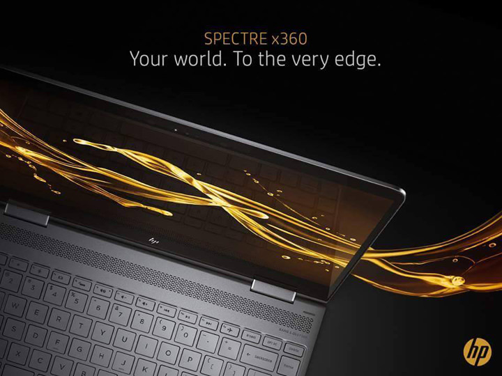 HP Spectre x360 launched in the Philippines, starts at P75,990.