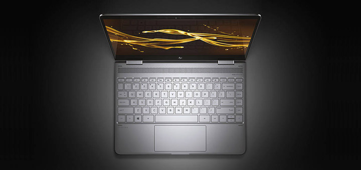 HP Spectre x360 reinvents versatility with functional design and engineering