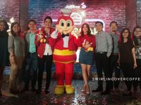 Jollibee returns to its langhap sarap roots with new TVC featuring new endorsers Julia Barretto and Joshua Garcia