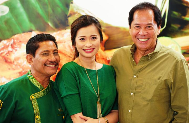 Mang Inasal - Boy, Rosebud, Sandy