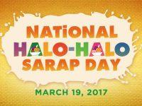 Mang Inasal launches first ever National Halo-Halo Sarap Day