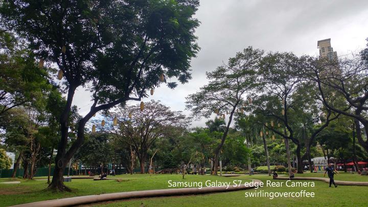 LG G5, LG G5 wide angle lens, Samsung Galaxy S7 edge