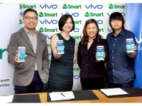 Top five global brand Vivo forges an exciting partnership with Smart Communications