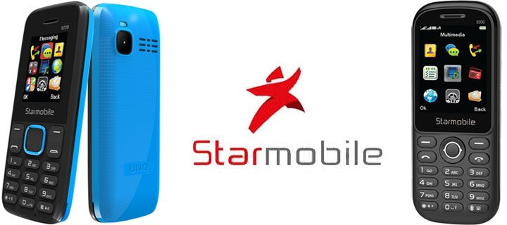 Starmobile Launches B208 and B306 feature phones