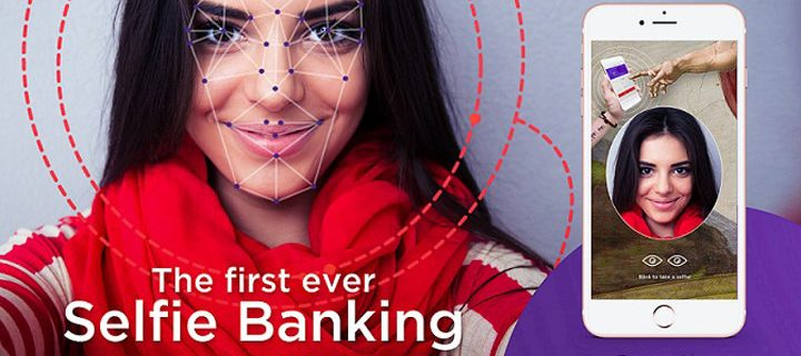 Selfie Banking is Here: Log in to Your Account by Taking a Selfie